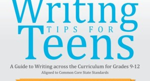 Penguin Young Readers Group - Writing Tips for Teens