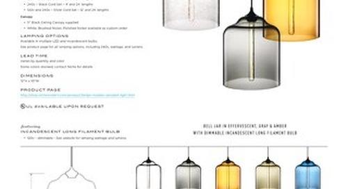 Bell Jar - Tear Sheet