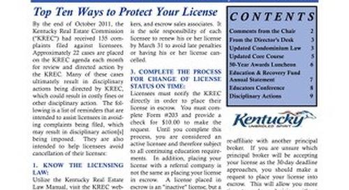 2011 KREC Newsletter 3