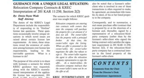 2012 KREC Newsletter 2