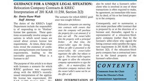 2012 KREC Newsletter 2