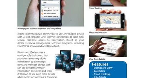 iCommand2Go Mobile Business Management