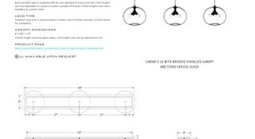 Linear-3-LG - Tear Sheet