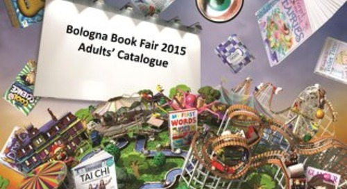 Bologna Book Fair 2015_Adults Catalogue