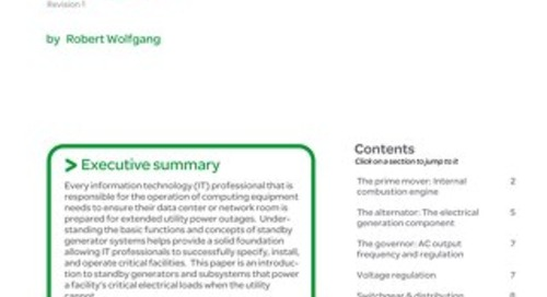 WP 93 - Fundamental Principles of Generators for Information Technology