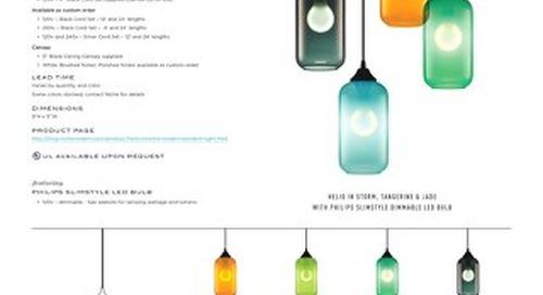 Helio Chroma - Tear Sheet