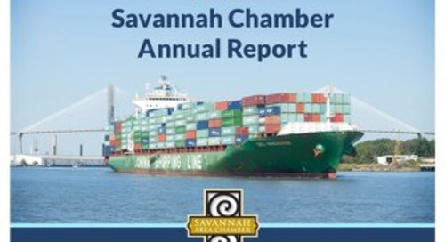 Savannah Chamber 2014 Annual Report
