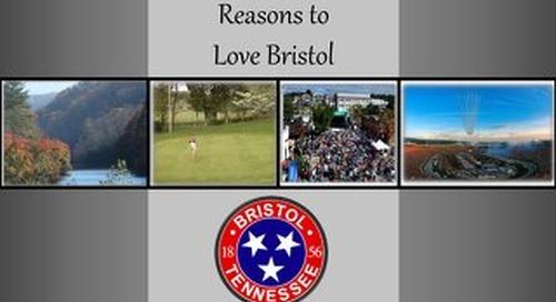 25 Reasons to Love Bristol