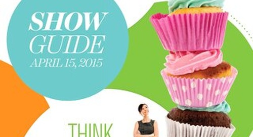 iBE Show Guide 2015