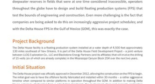 Case Study: Delta House - Audubon Field Solutions