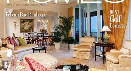 Florida Homes WINTER 2015