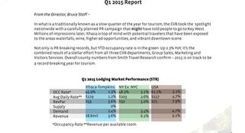 CVB 2015 Q1 Report