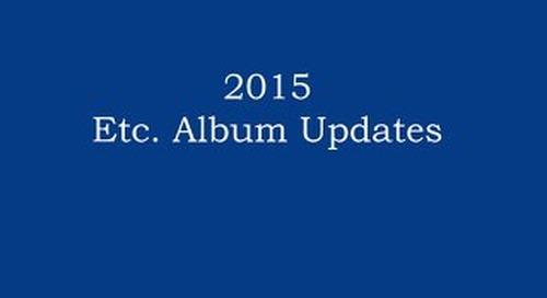 2015 ETC UPDATES
