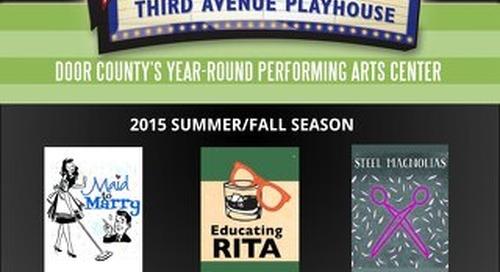 Third Avenue Playhouse Brochure