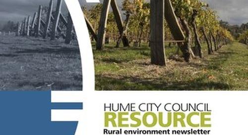 Resource Newsletter - WINTER 2015