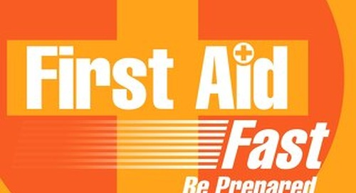 First Aid Fast Flip Book 2015 - Sample