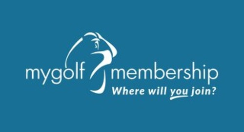 My Golf Membership 2015/16 Media Kit