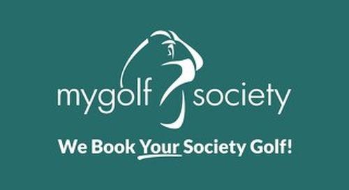 My Golf Society 2015/16 Media Kit
