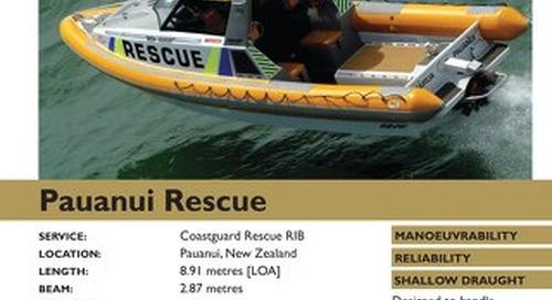 JB 398 - Pauanui Rescue