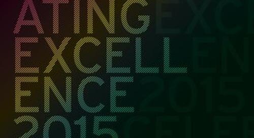 2015 Awards publication
