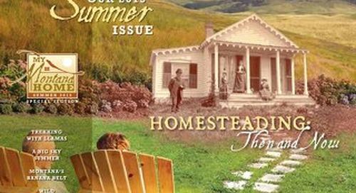 Distinctly Montana Summer 2015