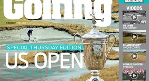 Thursday 18th June 2015 - US Open