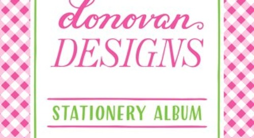 Stationery Album