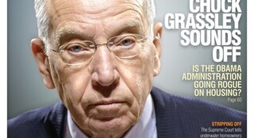 Chuck Grassley Sounds Off