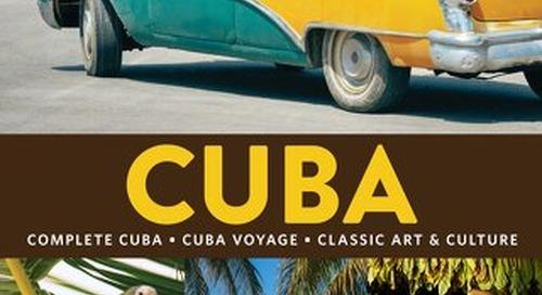CUBA 2015-2016