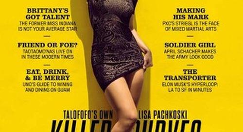 UNO Issue 20 - Lisa Pachkoski