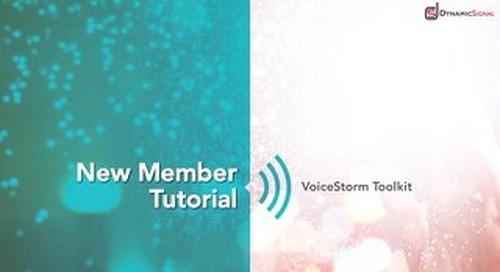 Dynamic Signal - New Member Tutorial