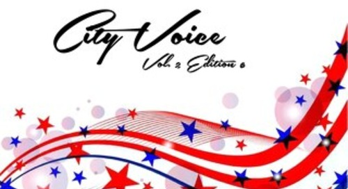 City Voice Vol. 2 Edition 6
