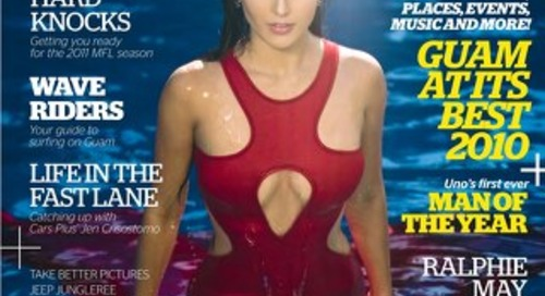 UNO Issue 5 - Danielle Leon Guerrero