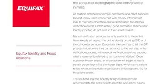 Whitepaper: Multi-Channel Identity Proofing Framework
