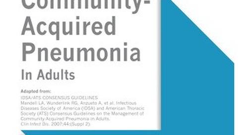 Community-Acquired Pneumonia