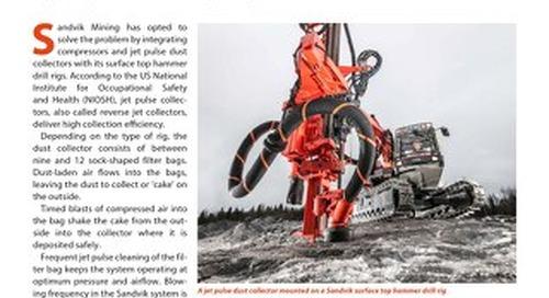 Mining - Sandvik Mining Mag - Case Study