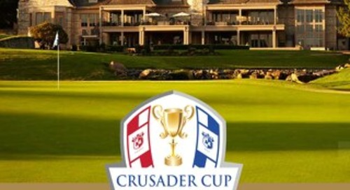 2015 CRUSADER CUP Tournament Program
