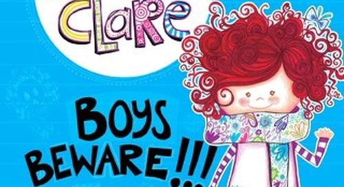 Harriet Clare Boys Beware sample