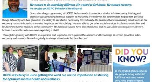 UCPC Summer 2015 NewsBrief