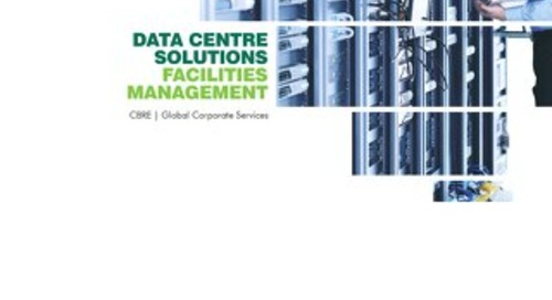 CBRE | Data Centre Solutions | Facilities Management