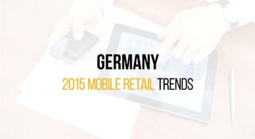 Germany Mobile Retail Trends 2015