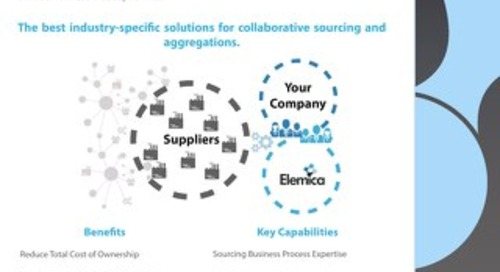 Sourcing Management Overview