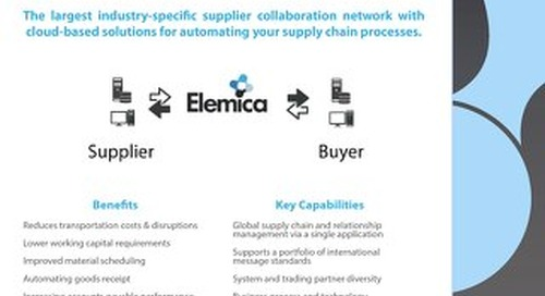 Supplier Management Overview