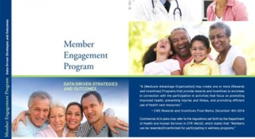 Member Engagement Brochure