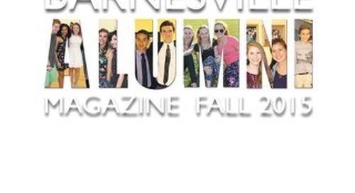 Alumni Fall 2015