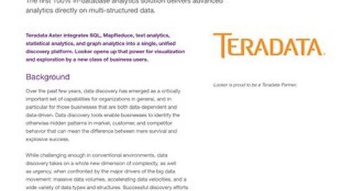 Analytics on Teradata Aster