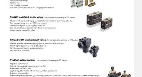 04 - IMI Norgren Function Fittings & Lockout Valves