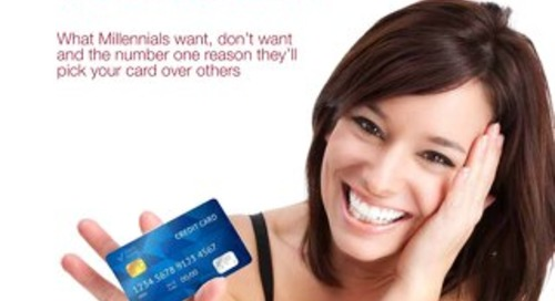 Straight talk from the next generation of credit card customers