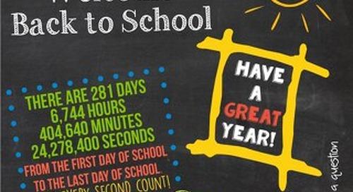 2015-2016 Back to School Column