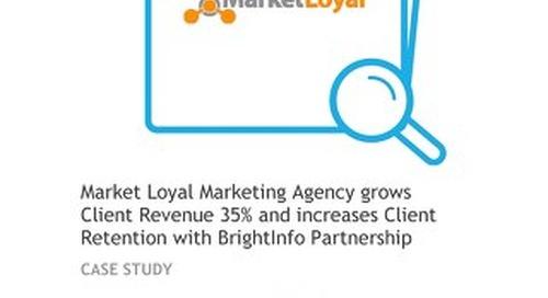 BrightInfo: Market Loyal Agency Case Study